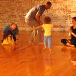 Mini-Movers Class | 2-3 yrs| 9.45 - 10.25am