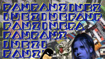 Fanzinefanzine - A performance of fan documentaiton with Nick Murray | Free