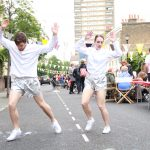 Them Two Dance - Shiny Shorts | Will Huntley-Clarke 2015