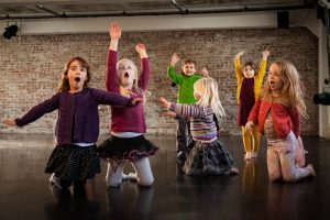 Children's Parties at Chisenhale Dance Space