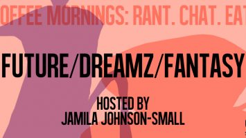 poster for coffee morning future/dreamz/fantasy