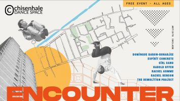 Encounter Bow - A day of outdoor performance and experience in your neighborhood.