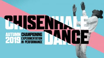 Chisenhale Dance Autumn 2019 - championing experimentation in performance